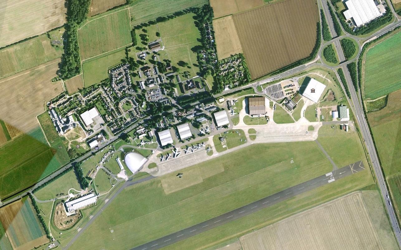 WW1 and WW2 Airfields Duxford