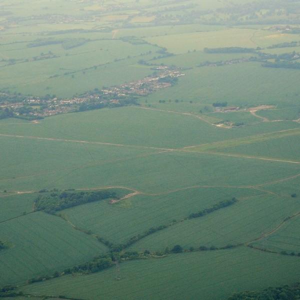 WW1 and WW2 Airfields Hunsdon