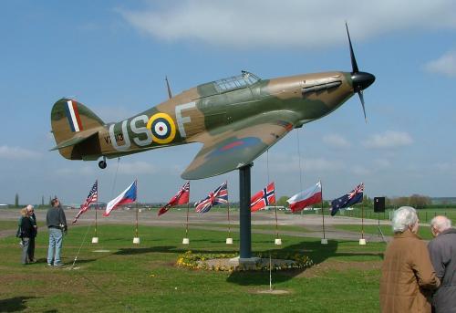 WW1 and WW2 Airfields – North Weald