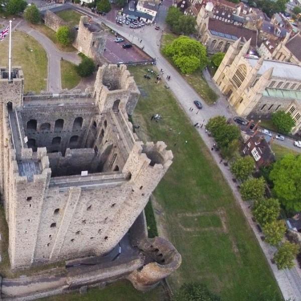 Trial Flight Castle Tour