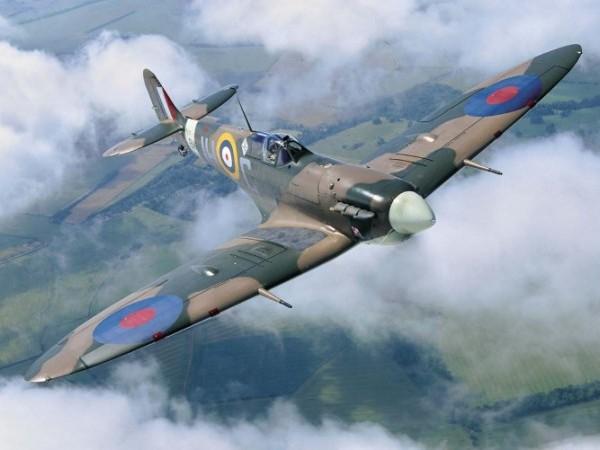 WW1 and WW2 Airfields Flying Day