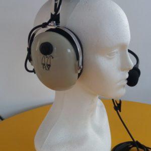 TwoTwoFly Pilots Headset